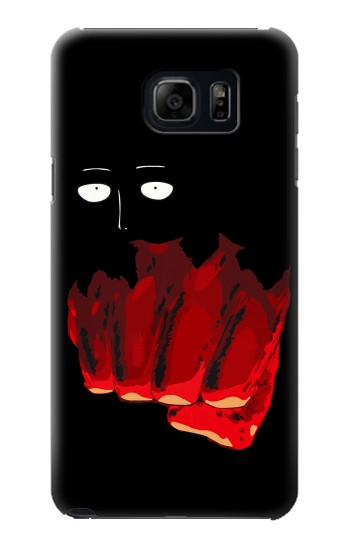 Printed One Punch Man Fight Samsung Galaxy S6 edge plus Case