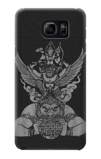 Printed Sak Yant Rama Tattoo Samsung Galaxy S6 edge plus Case