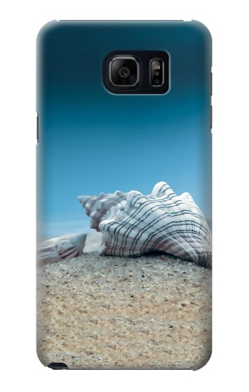 Printed Sea Shells Under the Sea Samsung Galaxy S6 edge plus Case
