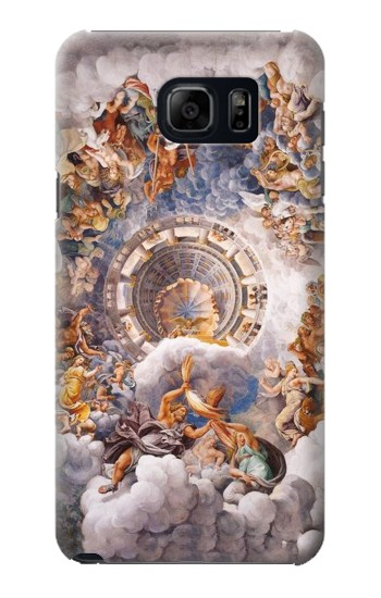 Printed The Assembly of Gods Samsung Galaxy S6 edge plus Case