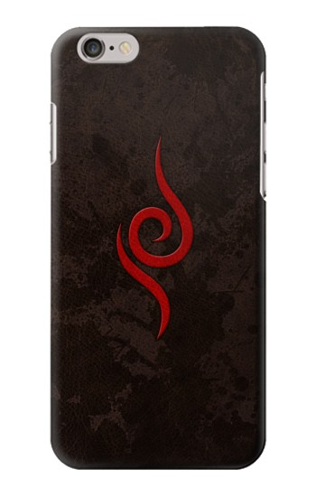 Printed Naruto Anbu Tattoo Iphone 6s plus Case