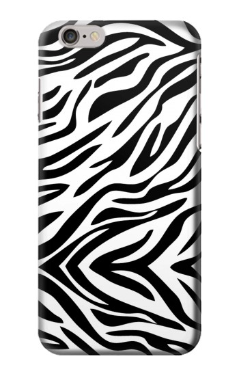 Printed Zebra Skin Texture Iphone 6s plus Case