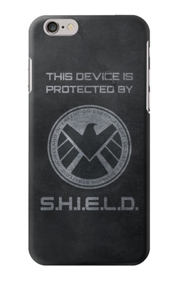 Printed This Device is Protected by Shield Iphone 6s plus Case