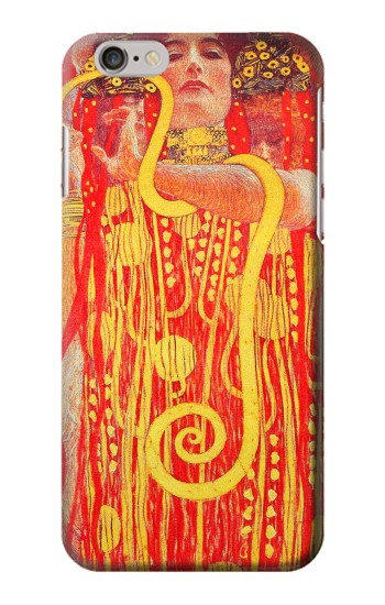 Printed Gustav Klimt Medicine Iphone 6s plus Case