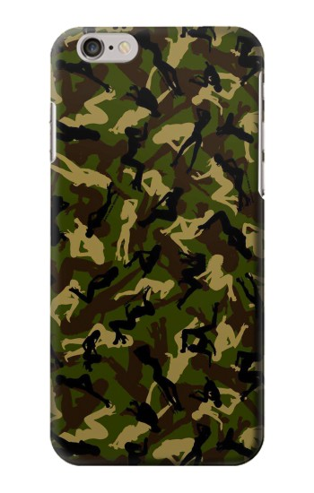 Printed Sexy Girls Camo Iphone 6s plus Case