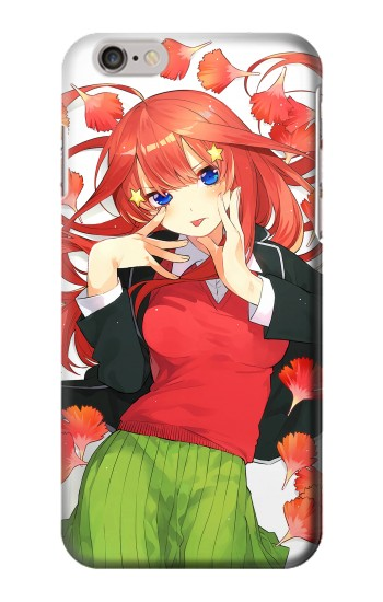 Printed The Quintessential Quintuplets Itsuki Iphone 6s plus Case