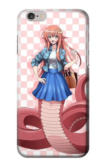 Printed Daily Life With A Monster Girl Lamia Miia Iphone 6s plus Case