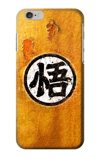 Printed Goku Kanji Wisdom Symbol Iphone 6s plus Case