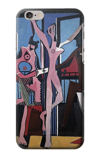 Printed Pablo Picasso The Three Dancers Iphone 6s plus Case