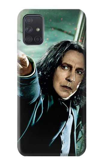 Printed Harry Potter Snape Samsung Galaxy A71 5G Case