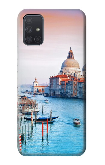 Printed Beauty of Venice Italy Samsung Galaxy A71 5G Case