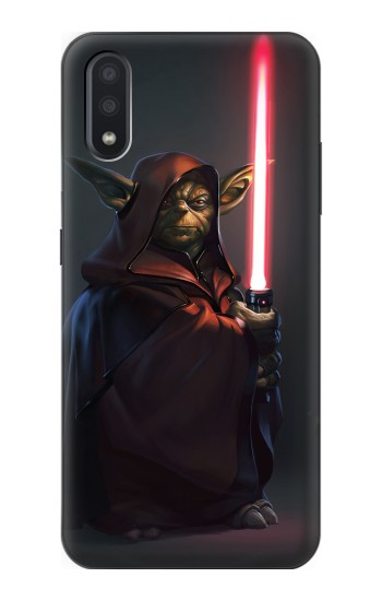 Printed Darth Yoda Samsung Galaxy A01 Case