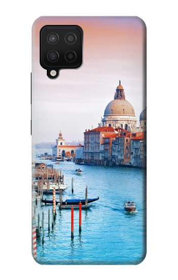 Printed Beauty of Venice Italy Samsung Galaxy A12 Case