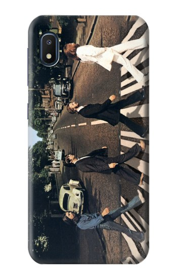 Printed The Beatles Abbey Road Samsung Galaxy A10e Case