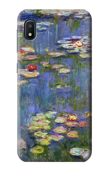 Printed Claude Monet Water Lilies Samsung Galaxy A10e Case
