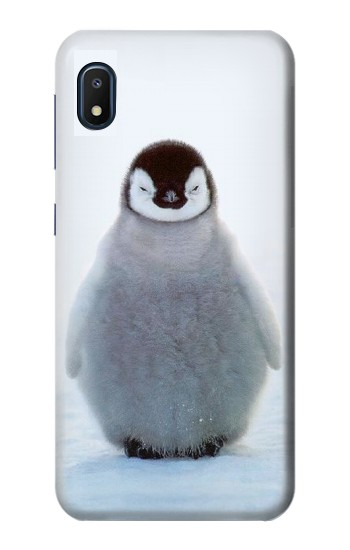 Printed Penguin Ice Samsung Galaxy A10e Case