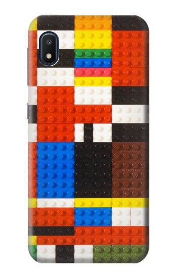 Printed Brick Toy Lego Graphic Printed Samsung Galaxy A10e Case