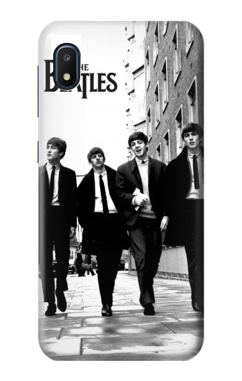 Printed The Beatles in London Samsung Galaxy A10e Case
