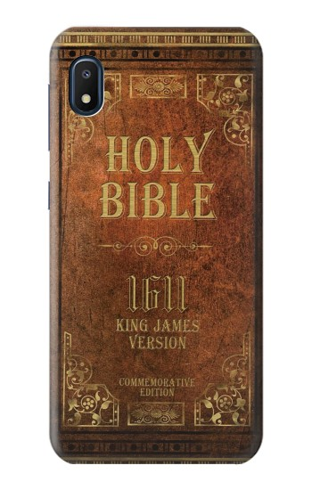 Printed Holy Bible 1611 King James Version Samsung Galaxy A10e Case