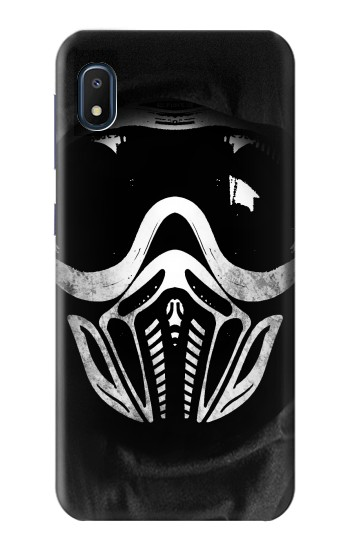 Printed Paintball Mask Samsung Galaxy A10e Case