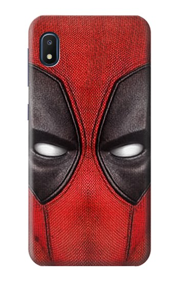 Printed Deadpool Mask Samsung Galaxy A10e Case