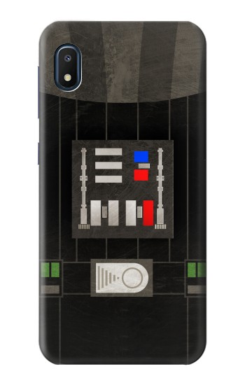 Printed Darth Vader Chest Plate Samsung Galaxy A10e Case