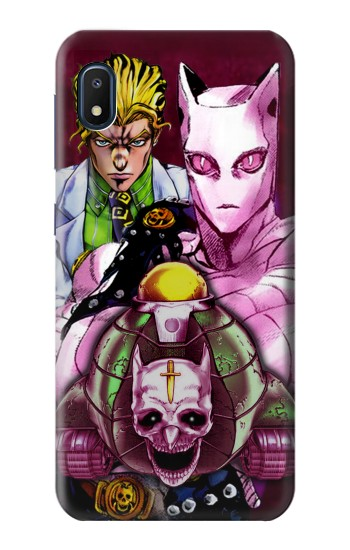 Printed Jojo Bizarre Adventure Kira Yoshikage Killer Queen Samsung Galaxy A10e Case