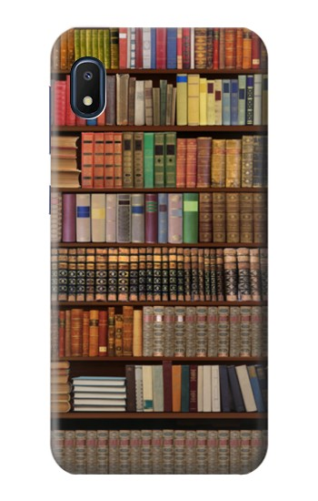 Printed Bookshelf Samsung Galaxy A10e Case