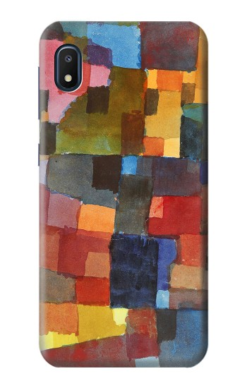 Printed Paul Klee Raumarchitekturen Samsung Galaxy A10e Case