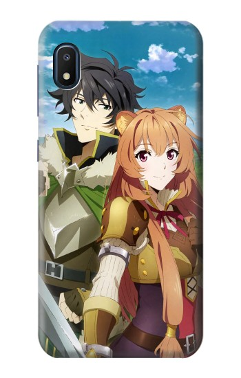 Printed Shield Hero Naofumi Raphtalia Samsung Galaxy A10e Case