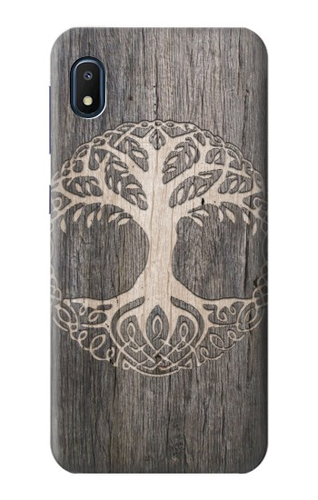 Printed Viking Tree of Life Symbol Samsung Galaxy A10e Case