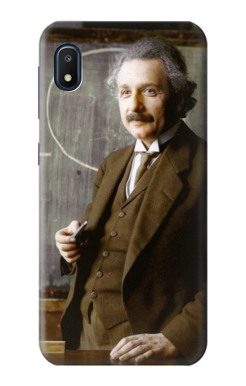 Printed Albert Einstein Samsung Galaxy A10e Case