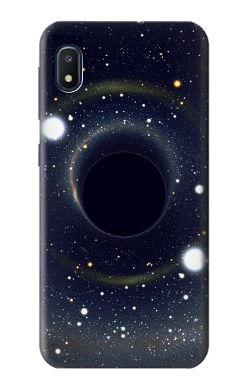 Printed Black Hole Samsung Galaxy A10e Case