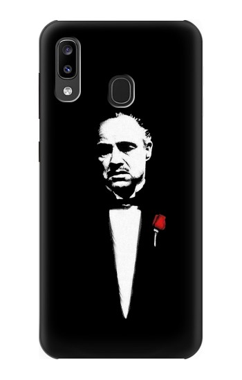 Printed Godfather Samsung Galaxy A20, Galaxy A30 Case