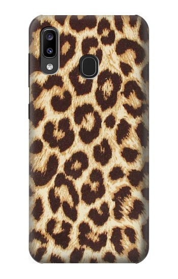 Printed Leopard Pattern Graphic Printed Samsung Galaxy A20, Galaxy A30 Case