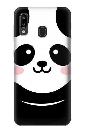 Printed Cute Panda Cartoon Samsung Galaxy A20, Galaxy A30 Case