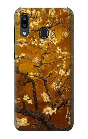 Printed Yellow Blossoming Almond Tree Van Gogh Samsung Galaxy A20, Galaxy A30 Case