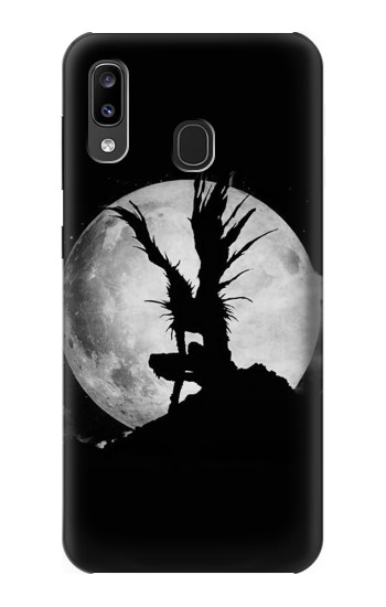 Printed Death Note Ryuk Shinigami Full Moon Samsung Galaxy A20, Galaxy A30 Case