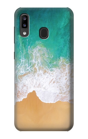 Printed Sea Beach Samsung Galaxy A20, Galaxy A30 Case