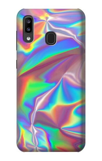 Printed Holographic Photo Printed Samsung Galaxy A20, Galaxy A30 Case