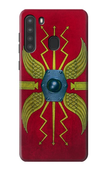 Printed Roman Shield Scutum Samsung Galaxy A21 Case