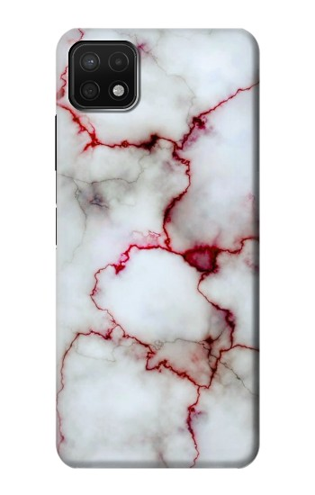 Printed Bloody Marble Samsung Galaxy A22 5G Case
