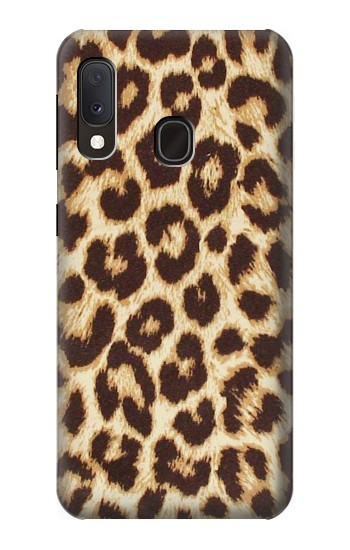 Printed Leopard Pattern Graphic Printed Samsung Galaxy A20e Case
