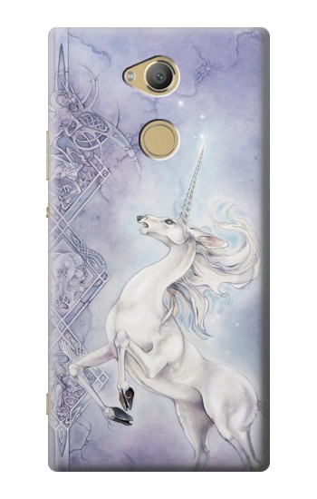 Printed White Horse Unicorn Sony Xperia XA2 Ultra Case