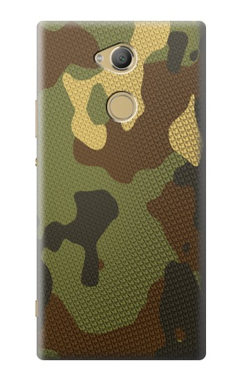 Printed Camo Camouflage Graphic Printed Sony Xperia XA2 Ultra Case