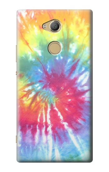 Printed Tie Dye Colorful Graphic Printed Sony Xperia XA2 Ultra Case
