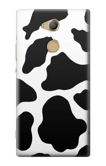 Printed Seamless Cow Pattern Sony Xperia XA2 Ultra Case