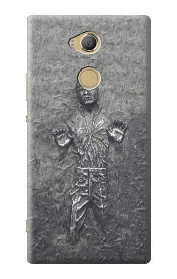 Printed Han Solo in Carbonite Sony Xperia XA2 Ultra Case