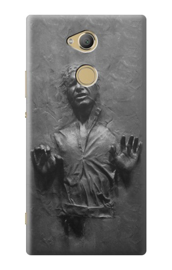 Printed Han Solo Frozen in Carbonite Sony Xperia XA2 Ultra Case