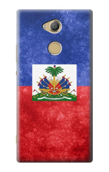 Printed Haiti Flag Sony Xperia XA2 Ultra Case